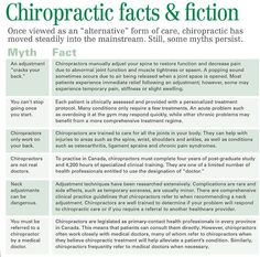 Surprising Facts About Chiropractic Care - Chiropractic Therapy Upper Cervical Chiropractic, Chiropractic Quotes, Chiropractic Therapy, Chiropractic Treatment, Chiropractic Wellness, Benefits Of Chiropractic Care, Doctors Day, Online Magazine