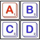 Need a new game for your classroom? Try playing Boggle with these Scrabble letters. Included are the letters of the alphabet - consonants in blue a...