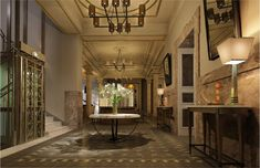 neoclassic hotel rooms - Google Search