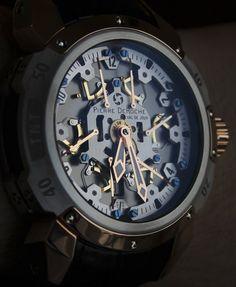 Pierre DeRoche TNT Watch