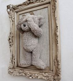 What To Do With All Those Old Stuffed Animals – Personello – DIY Ideen: Geschenke, Deko, Basteln & Selbermachen What To Do With All Those Old Stuffed Animals Nostalgische Deko Mehr Craft Projects, Projects To Try, Project Ideas, Arts And Crafts, Diy Crafts, Recycled Crafts, Room Crafts, Frame Crafts, Craft Frames