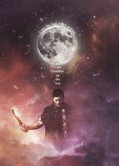 Supernatural + CCR ~ Bad Moon Rising