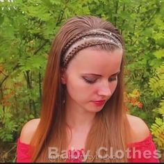 Hairstyle 2020 | Baby Clothes Cool Braid Hairstyles, Little Girl Hairstyles, Up Hairstyles, Pretty Hairstyles, Diy Braids, Cool Braids, Hair Style Vedio, Beauty Tips With Honey, Hair Up Styles