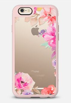 Cute Watercolor Flowers Iphone Case iPhone 6 case by Angie Makes | Casetify