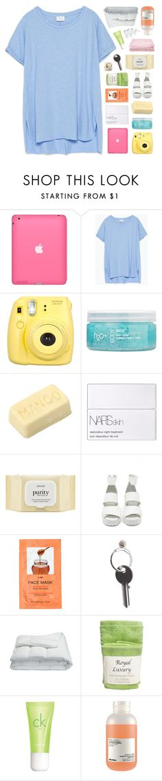 """""""run whirlwind run,   tag"""" by dr0ps-of-jup1ter ❤ liked on Polyvore featuring Zara, H2O+, NARS Cosmetics, philosophy, Nasty Gal, H&M, Maison Margiela, Frette, CK One and Davines"""