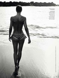 Helena Christensens Jaw-Dropping Beauty By Xavi Gordo For Elle Spain May2013 - 3 Sensual Fashion Editorials   Art Exhibits - Anne of Carversville Womens News