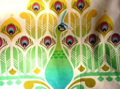 g_peacock_fabric by sallyboyle1, via Flickr