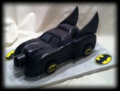 Batman car.