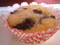 Mini  Cupcakes with Dried Fruits