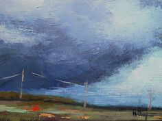 Coastal Collision by Carol Schiff
