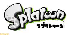 Splatoon for Nintendo Wii U Typography Logo, Logos, Lettering, Game Font, Toys Logo, Game Ui Design, Game Title, Picture Logo, Creative Logo