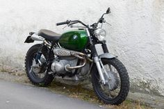 BMW R65-5 Scrambler by Motorieep #motorcycles #scrambler #motos…