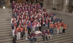 Local Reps Sport Life Jackets At The Capitol For 'Wear It Missouri'