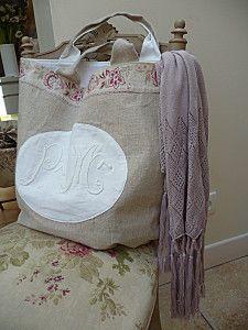 plus de 1000 id es propos de diy dentelle et linge ancien sur pinterest napperons sachets. Black Bedroom Furniture Sets. Home Design Ideas