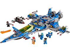LEGO Movie 70816 Benny's Spaceship, Spaceship, Spaceship! Building Set