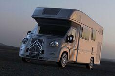 Citroen Concept, Citroen Type H, Luxury Van, Automobile, Porsche, Wild Camp, Bmw, Retro Cars, Autos