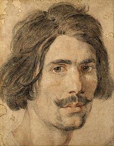 Autoritratto (Self Portrait), Bernini Gian Lorenzo
