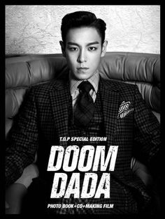 T.O.P - Doom Dada 特別版(写真集 + CD + メイキング) (韓国盤) ~ T.O.P, http://www.amazon.co.jp/dp/B00GZIT7ZK/ref=cm_sw_r_pi_dp_vOoYsb0X850ND