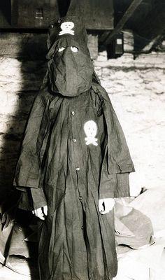 Image result for black kkk uniform
