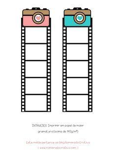 Resultado de imagem para marca páginas para imprimir