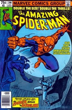 This was the first comic book I remember reading as a kid that I stole from my older brother.  I still have a combined collection of his and my favorites that I secretly hope my own kids will one day read and enjoy.