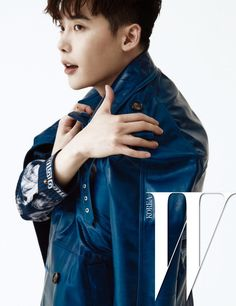 Lee Jong Suk talks about the difficulties of his new drama 'W' in new pictorial with 'W Korea' | allkpop.com