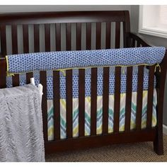Cotton Tale Zebra Romp 4-pc. Crib Set (inspiration to create my own)