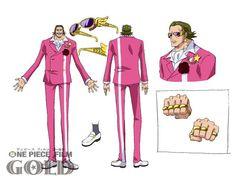 Filme One Piece Gold Vilões > [PLG]