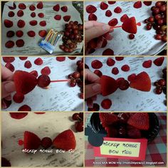 Mickey Mouse Party ... Food Ideas