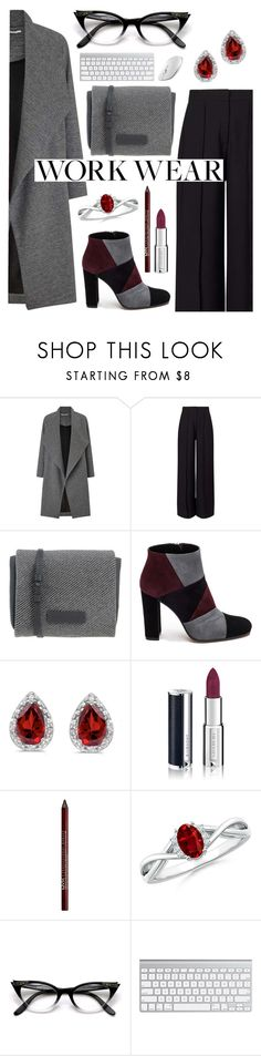 """Work Wear"" by krgood7 ❤ liked on Polyvore featuring Miss Selfridge, Brunello Cucinelli, Roberto Festa, Amanda Rose Collection, Givenchy, Charlotte Russe, WorkWear, dresstoimpress and 60secondstyle"