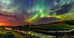 This stunning photo of the northern lights was taken by Ian Preston over Saskatchewan.  File/Photo Courtesy Ian Preston