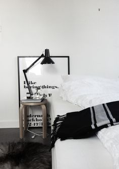 More delightful decor ideas here - http://dropdeadgorgeousdaily.com/2013/12/pinspiration-bedside-table-decor-ideas-will-keep-night/