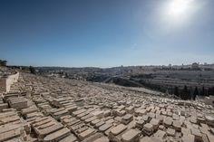 Gerusalemme, cimitero ebraico sul Monte degli Ulivi