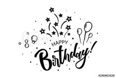 Happy Birthday Typography, Google Images, Banner, Messages, Lettering, Banner Stands, Drawing Letters, Text Posts