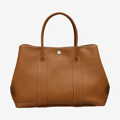 0bbb293cb4fc Hermes Garden Party 30 or 36 bag in gold エルメスのバッグ, トートバッグ,
