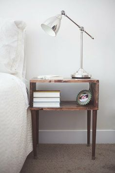 Stay Cozy & Get Crafty this Winter: 10 Wooden DIY Projects | Apartment Therapy