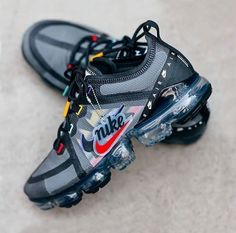 Nike air vapormax size for Sale in Fort Worth, TX - OfferUp Nike Air Shoes, Nike Air Max, Nike Heels, Nike Shoes Outlet, Cute Sneakers, Shoes Sneakers, Tenis Nike Casual, Souliers Nike, Jordan Shoes Girls