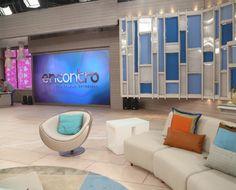 Tv Set Design, Stage Design, Rogers Tv, Gaming Lounge, Virtual Studio, Studio Setup, Studio Design, Tv Sets, Stage Set