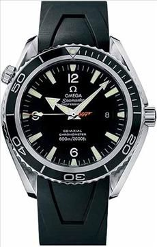 Omega seamaster planet ocean 007 james bond casino royale