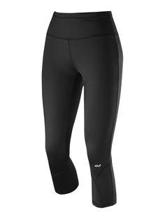 Dámske šporotvé nohavice s formujúceho mikrovlákna Shape Ester Capri Tights. Keds, Capri, Tights, Sweatpants, Shape, Fashion, Navy Tights, Moda, Fashion Styles