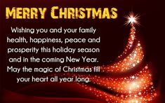 Merry Christmas Wishes For Friends _ Christmas Wishes Messages for Friends - My Wishes Club Merry Christmas Wishes Quotes, Short Christmas Wishes, Christmas Quotes For Friends, Happy Christmas Day, Merry Christmas Message, Merry Christmas Images, Wishes For Friends, Happy New Year Wishes, Christmas Messages