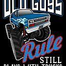 Old Guys Rule Still Play With Trucks Off Road by teebazaar Big Trucks, Cool T Shirts, 4x4, Monster Trucks, Play, Hoodies, Guys, Sweatshirts, Parka