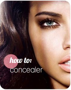 how to: concealer 101 #makeup #thesparkle