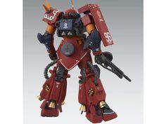 1/100 MG Gundam Thunderbolt - Psycho Zaku Version Ka - Gundam: Imported Model Kits Gundam Thunderbolt