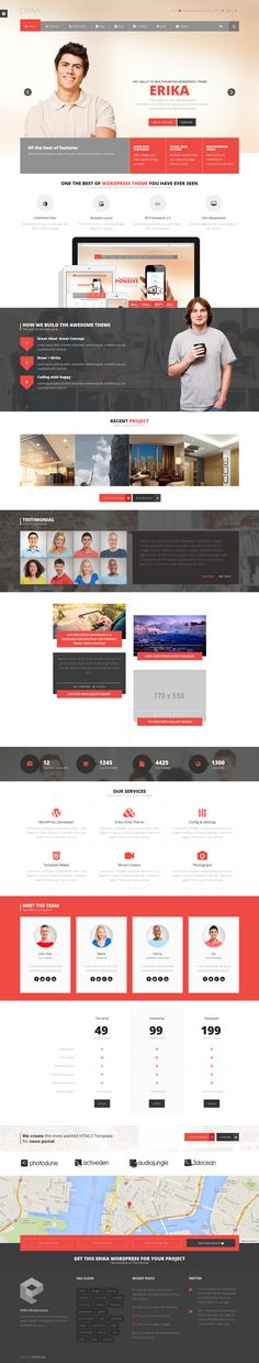 WordPress Themes Awards #creative