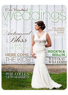 online Eco Weddings magazine