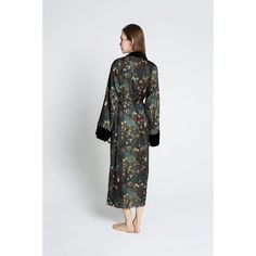 6cb672b4db Yurina Kimono Wrap – Old Shanghai Online Long Kimono Cardigan, Shanghai,  Robes, Duster