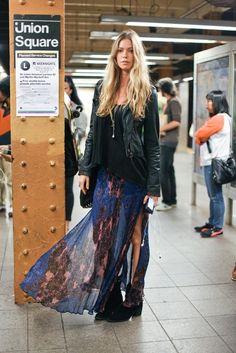 Subway Stalking! Did We Snap YOU