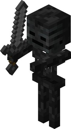 WITHER SKELETON!