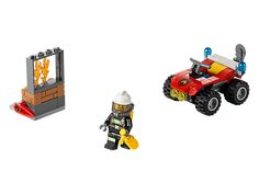 LEGO® CITY Fire ATV #60105 | 2016